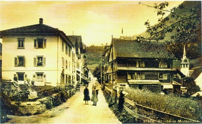 Alte Schule Morschach