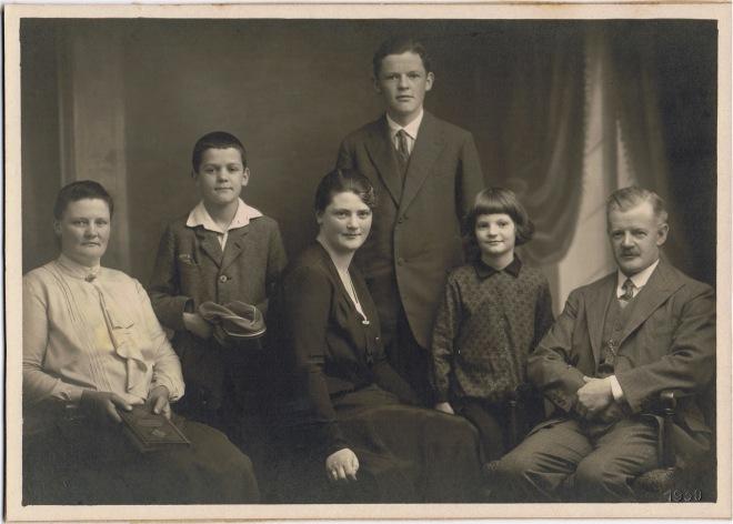Familie andreas Abegg Holdener