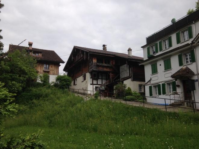 Ingenbohl Kirchweg
