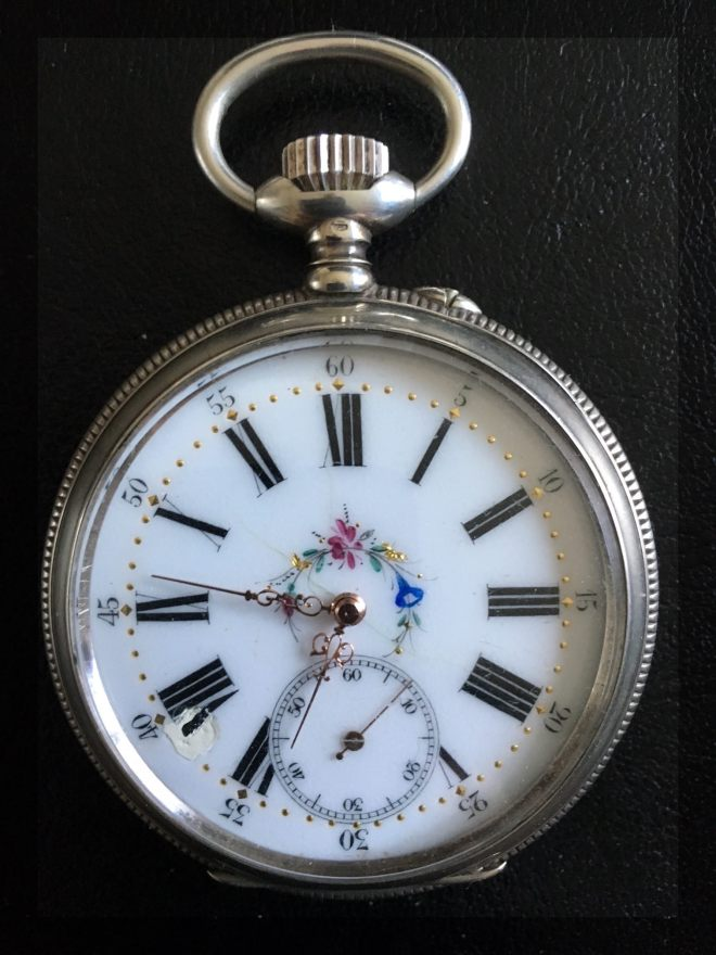 Uhrmacher Fidel Abegg