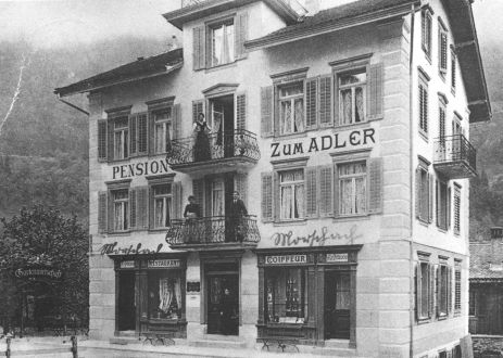 Pension Adler