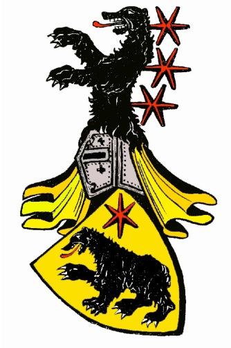 Immoos Wappen-von Moos uri