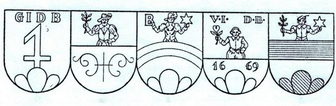 Inderbitzin Wappen