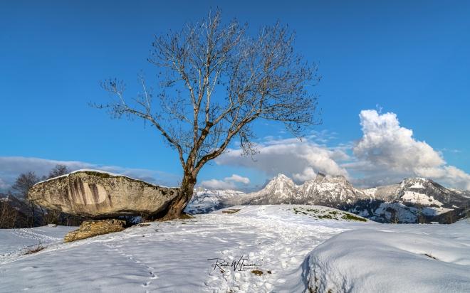 Druidenstein Morschach mit Mythen Wintertag_DSC9509-Signet-web
