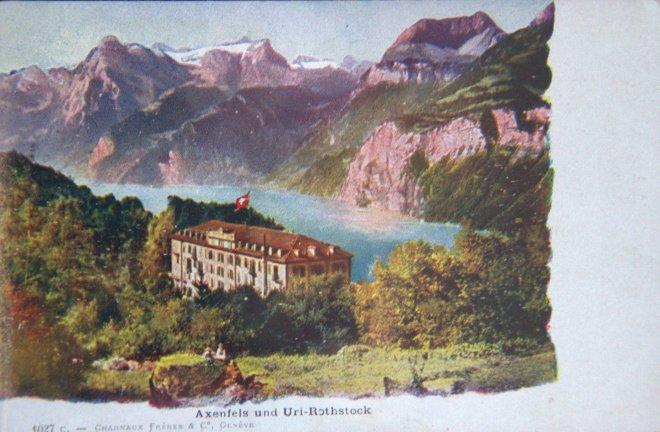 Hotel Axenfels-Grüter
