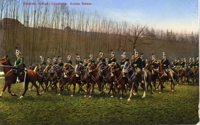 kavallerie-1914-postkarte