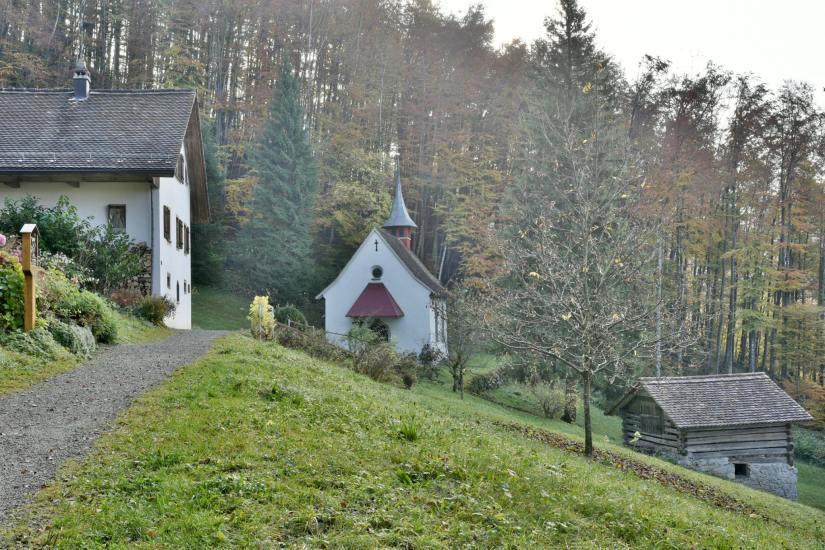 Sagenumwobene Einsiedelei Tschütschi / The legendary hermitageTschütschi