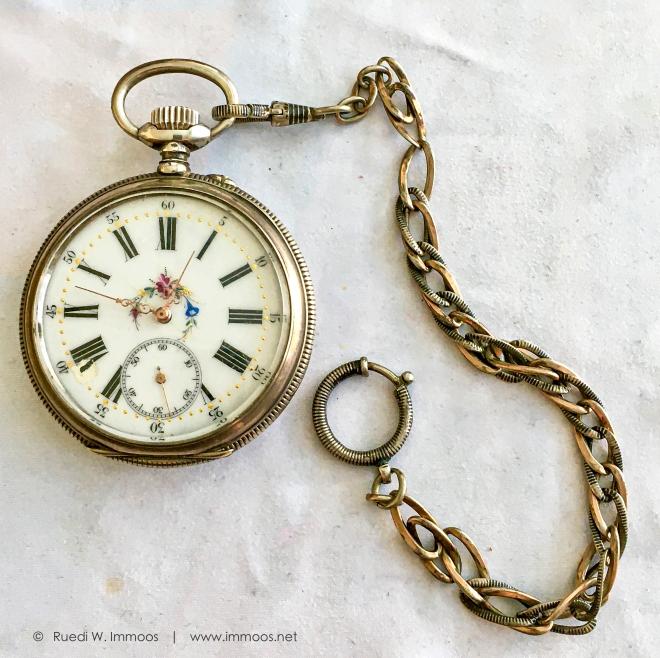 Urgrossvaters Uhr mit Kette-IMG_7926-Signet